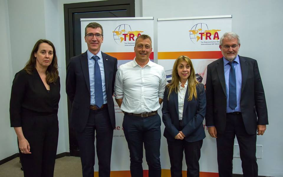 Les membres du board élus à la conférence annuelle de Milan